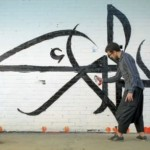 Arabian revolutionary street art