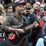Tom Morello still raging against machine