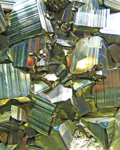 hematite rocks crystals